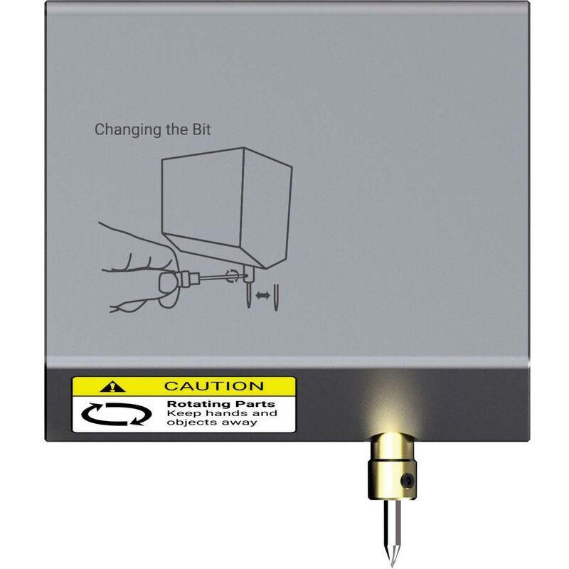 SNAPMAKER Module CNC Adapté pour: 3D 3-1 SNAP_SparePart_CNC - Snapmaker