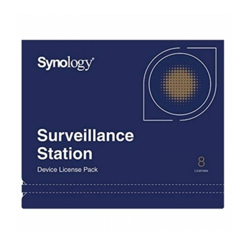 Synology Stockage réseau DEVICE LICENSE (X 8) - Synology