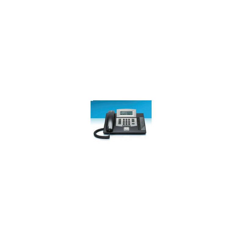Auerswald COMfortel 1600 ISDN SystemTéléphone noir (90114) - Auerswald