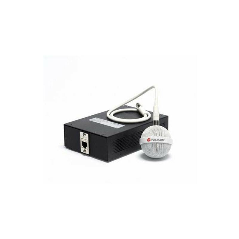 Poly HDX Ceiling Microphone - Primary - microphone (2200-23809-002) - Poly