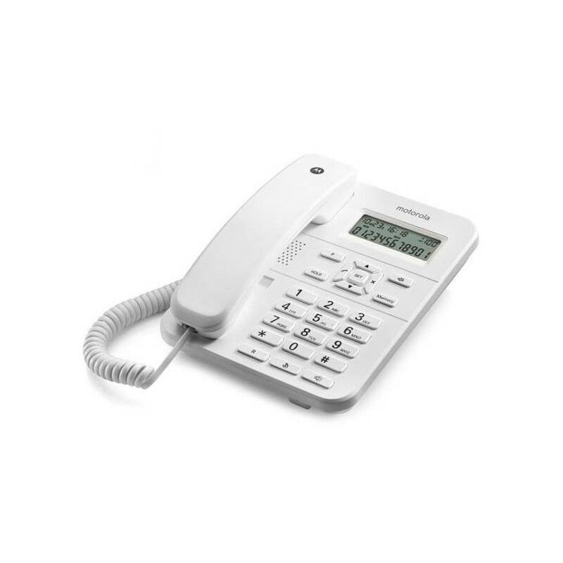 Motorola Téléphone fixe E08000CT2N1GES38 - Motorola