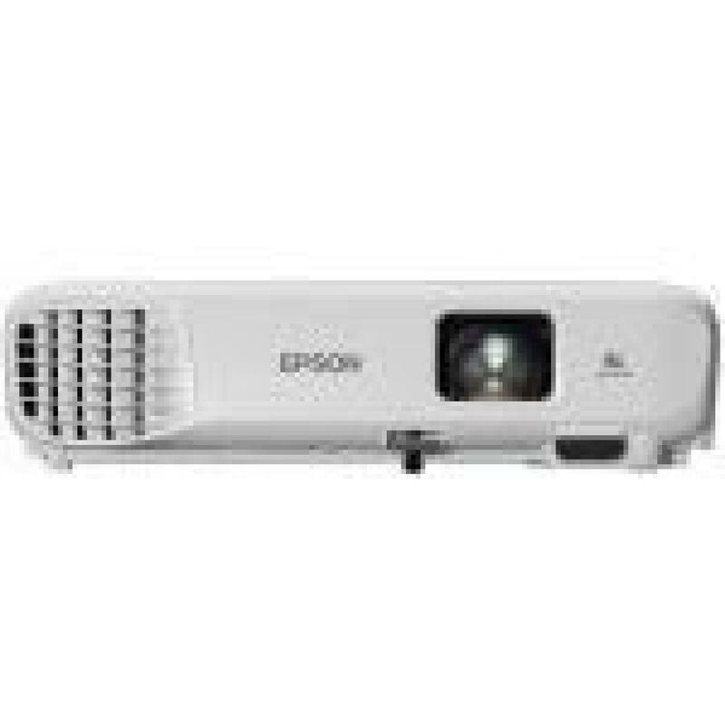 Epson EB E01 - Vidéoprojecteur 3LCD (1024x768) - 3 300 Lumens - Affichage 350 - Entrée VGA. Entrée HDMI. USB 2.0 - Blanc - Epson