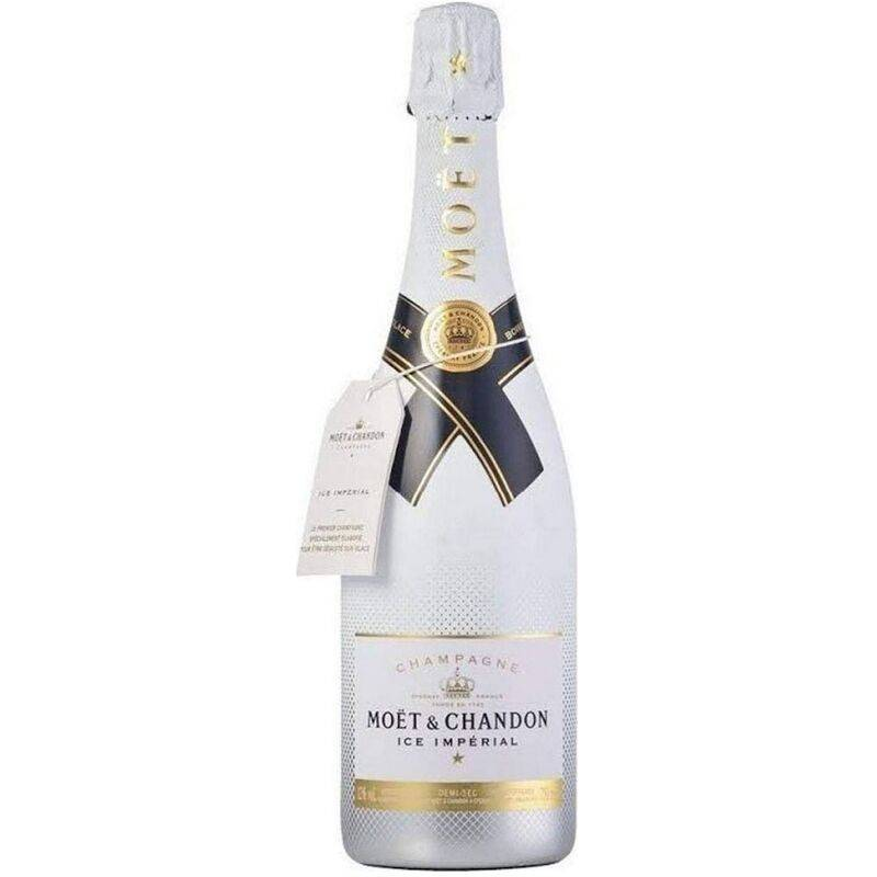 ROGAL Champagne moët & chandon ice imperial (75 cl) - Rogal