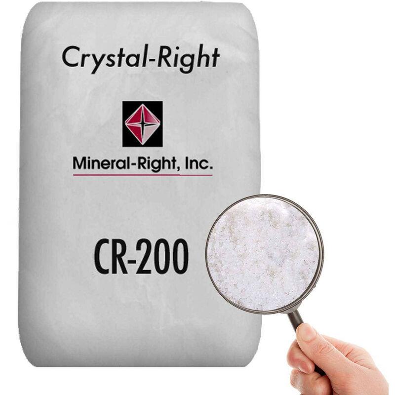 MINERALRIGHT Crystal Right Cr200 - Sac De 28,3 Litres