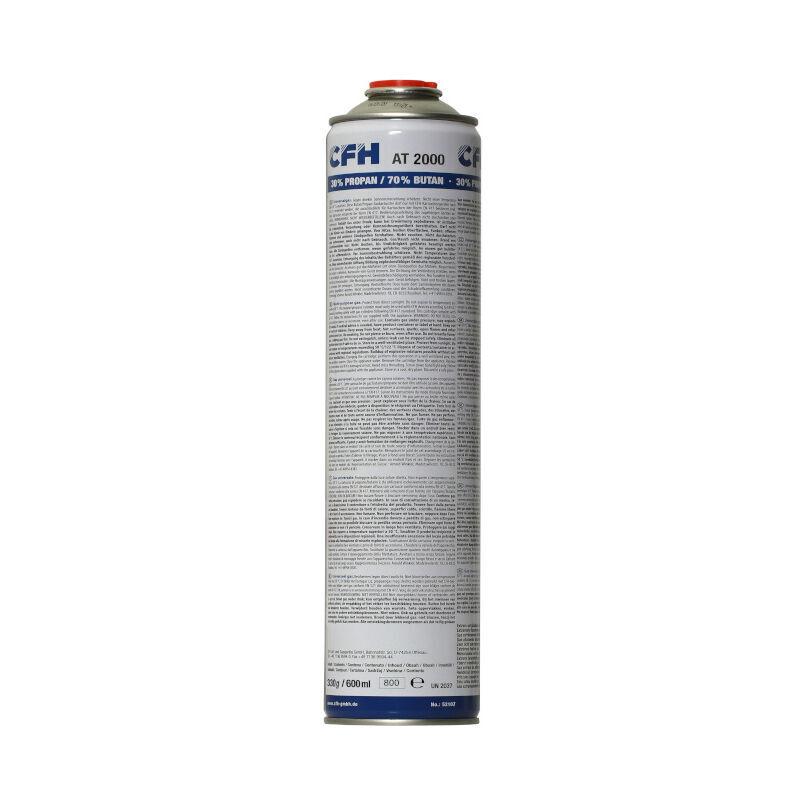 CFH Universal Bouteille à gaz pour brûleur de mauvaises herbes avec raccord fileté - CFH