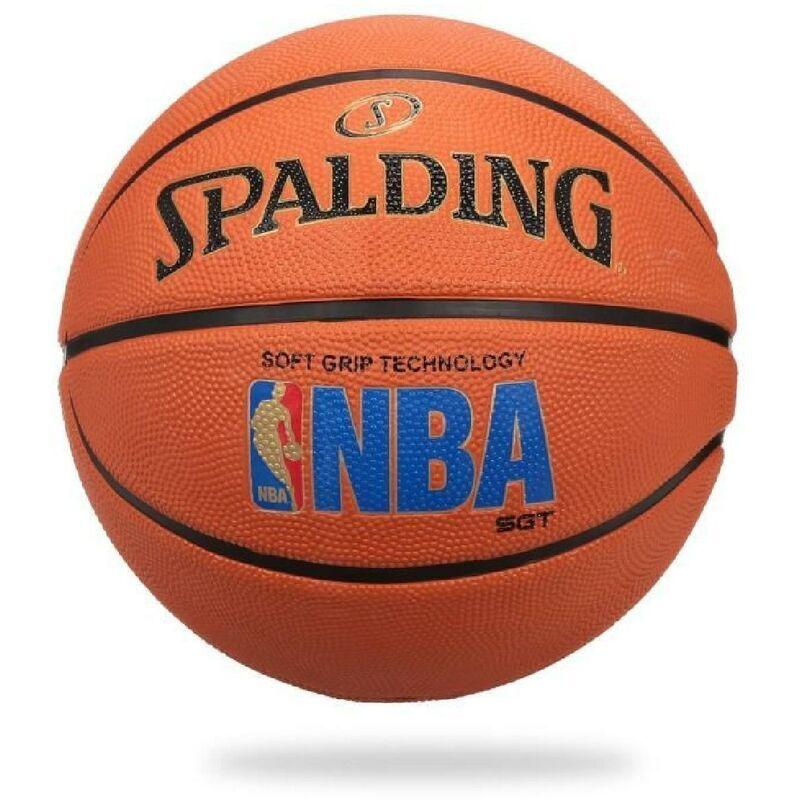 Spalding Ballon de basket-ball NBA SGT - Taille 7 - Orange - Spalding