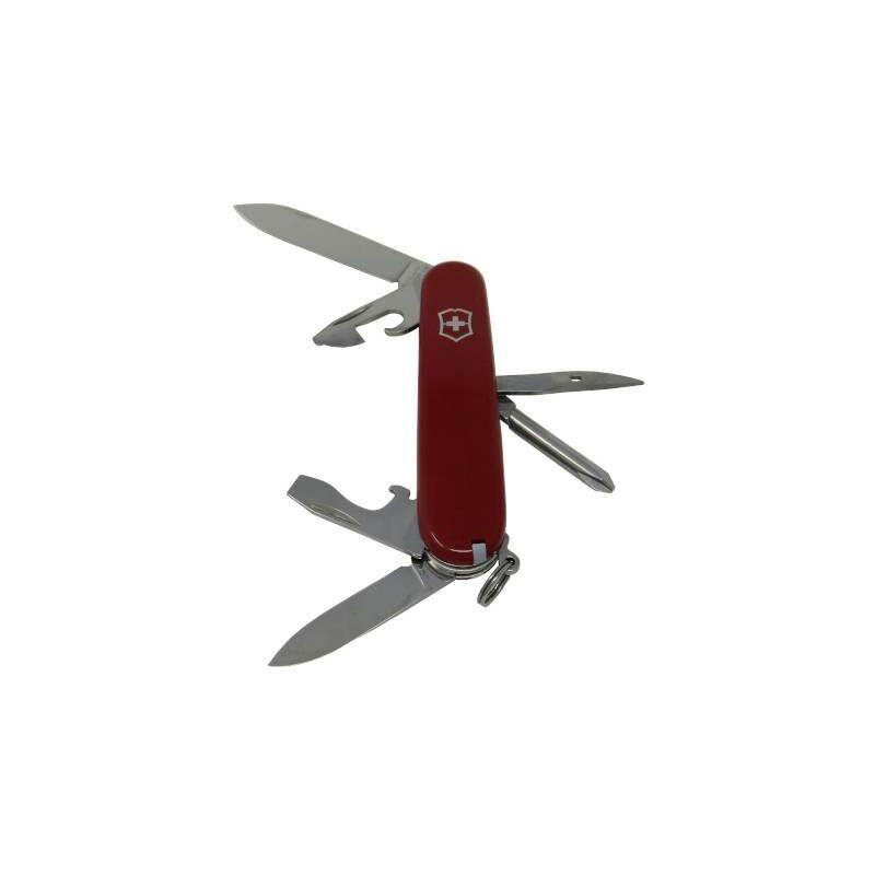 Victorinox Tinker 1.4603 Couteau suisse Nombre de fonctions 12 rouge C97235