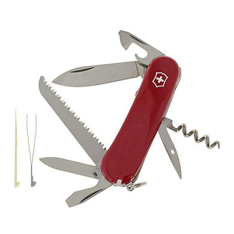 Victorinox Evolution 2.3813.SE Couteau suisse Nombre de fonctions 14 rouge Y066921
