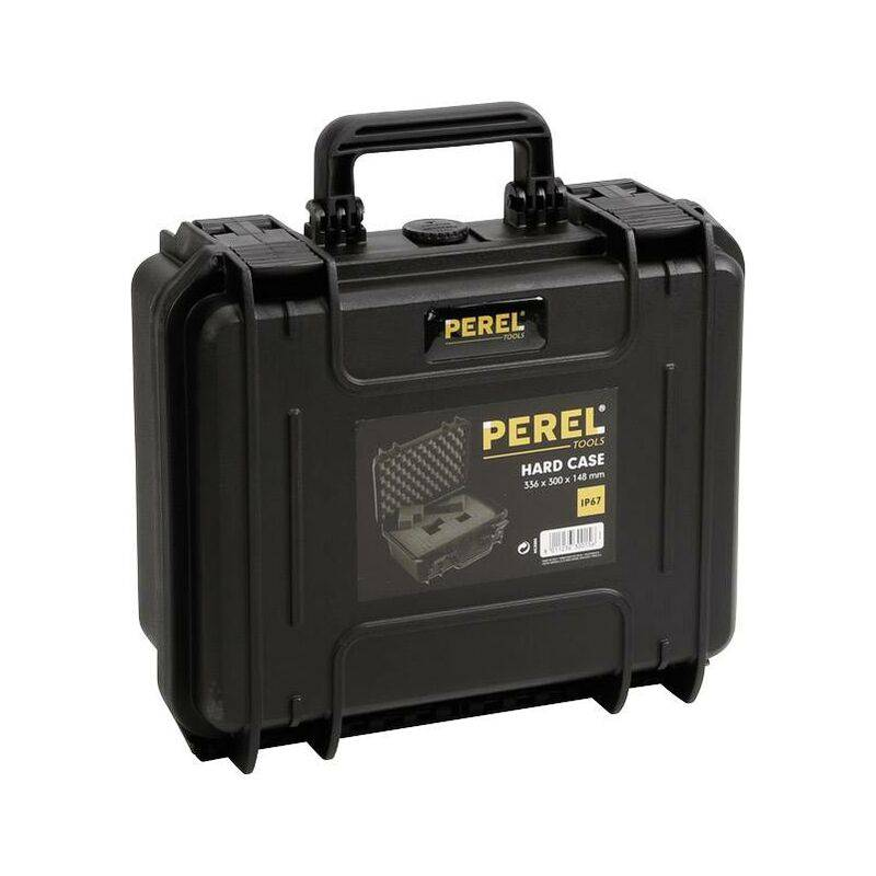 Perel Valise d'extérieur Perel HC300S (l x H x P) 336 x 148 x 300 mm noir 1 pc(s) W660721