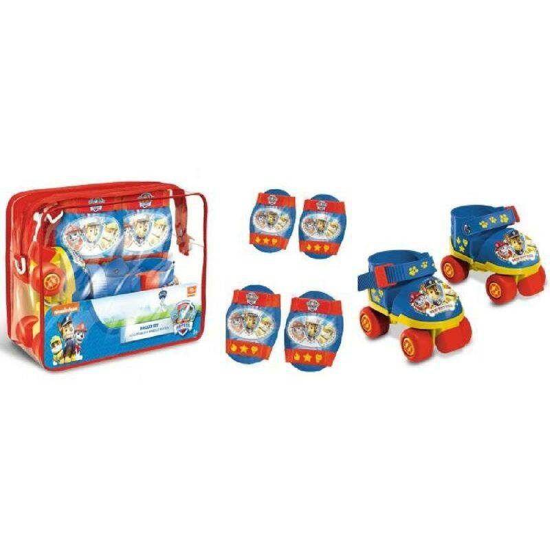 Mondo Patins a roulettes Paw Patrol Taille 22-29