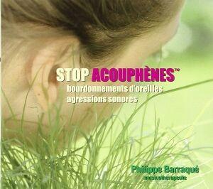 Planète Voix CD Stop Acouphènes, Philippe Barraqué