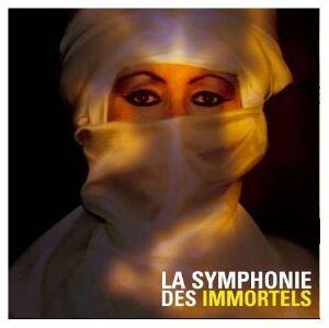 EccE CD La Symphonie des Immortelles