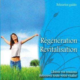 EccE CD Relaxation Guidée - Régénération Revitalisation (MP02)