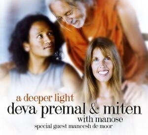Medial Music CD A deeper light, Deva Premal & Miten