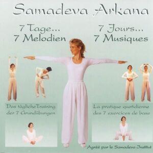 EccE CD Yoga Derviche - 7 musiques 7 jours