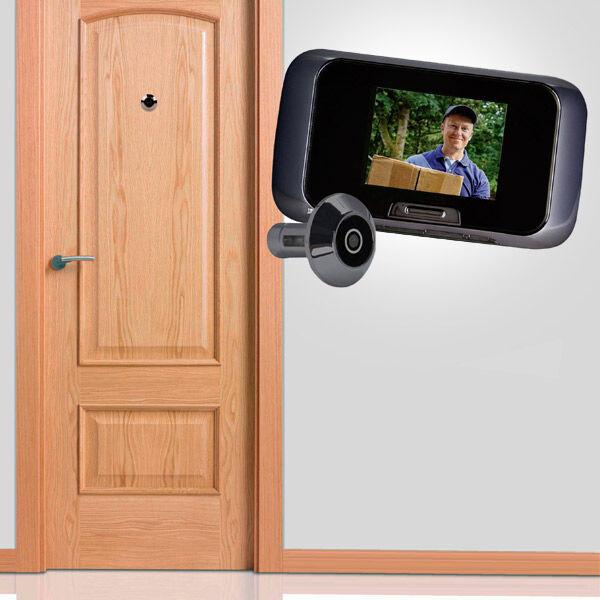 SecuriteGoodDeal Judas Optique Numérique Vidéo Smartwares VD27