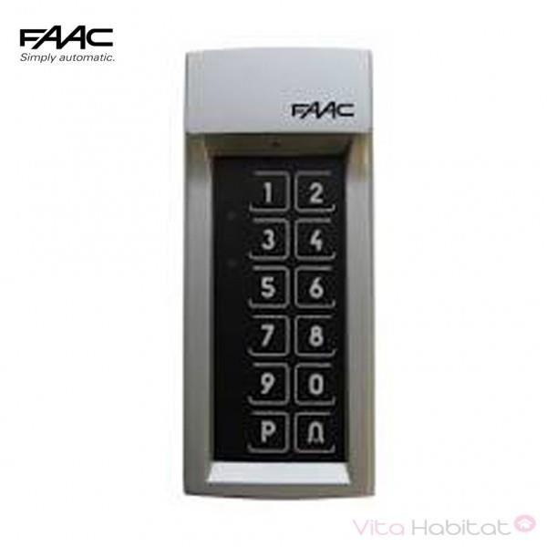 FAAC Clavier à codes radio - FAAC CLAR4