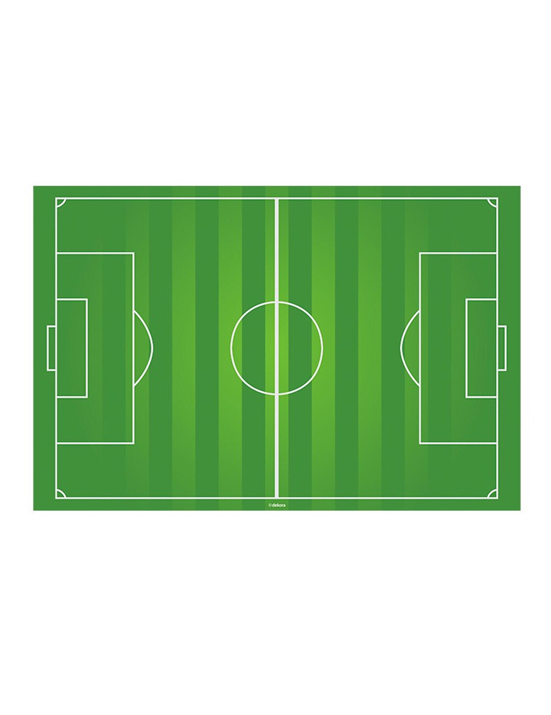 Deguisetoi Terrain de foot Azyme 20 x 30 cm