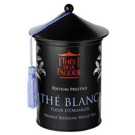 thes de la pagode Thé Blanc