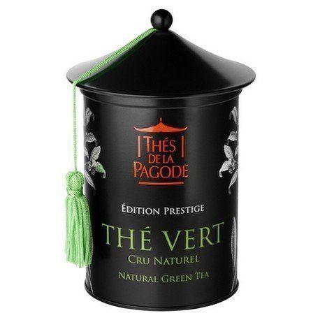 thes de la pagode Thé Vert