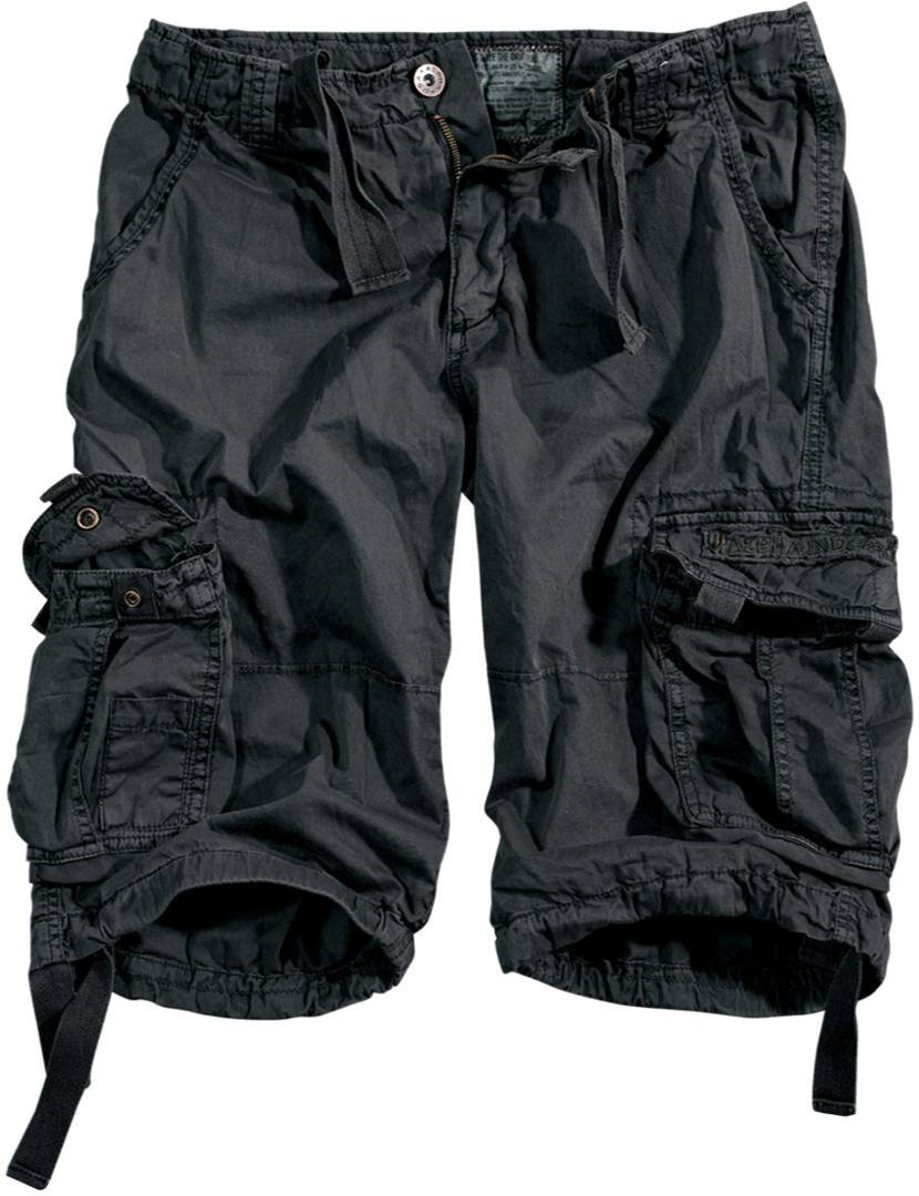 Alpha Industries Jet Shorts Noir taille : 40