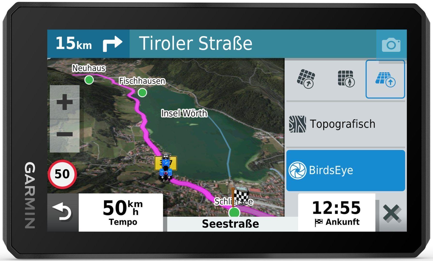 Garmin zumo XT Système de navigation Noir taille : unique taille