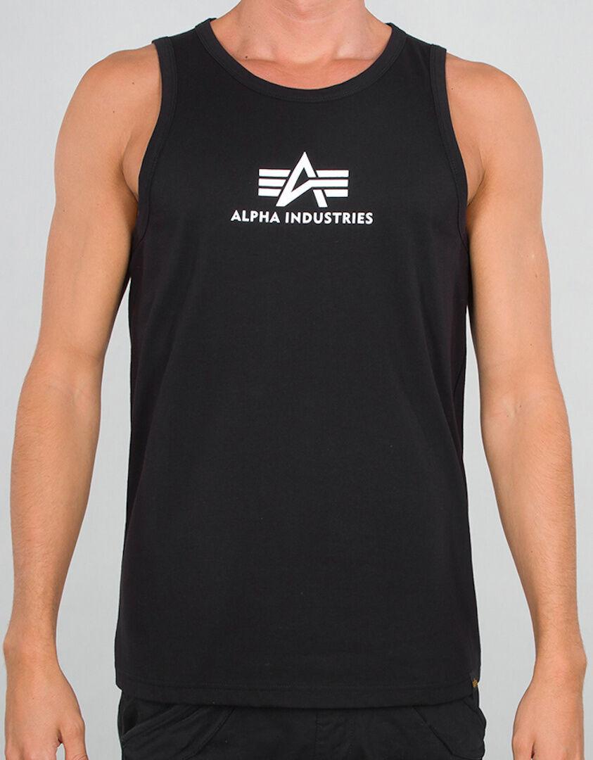 Alpha Industries Basic Débardeur Noir taille : M