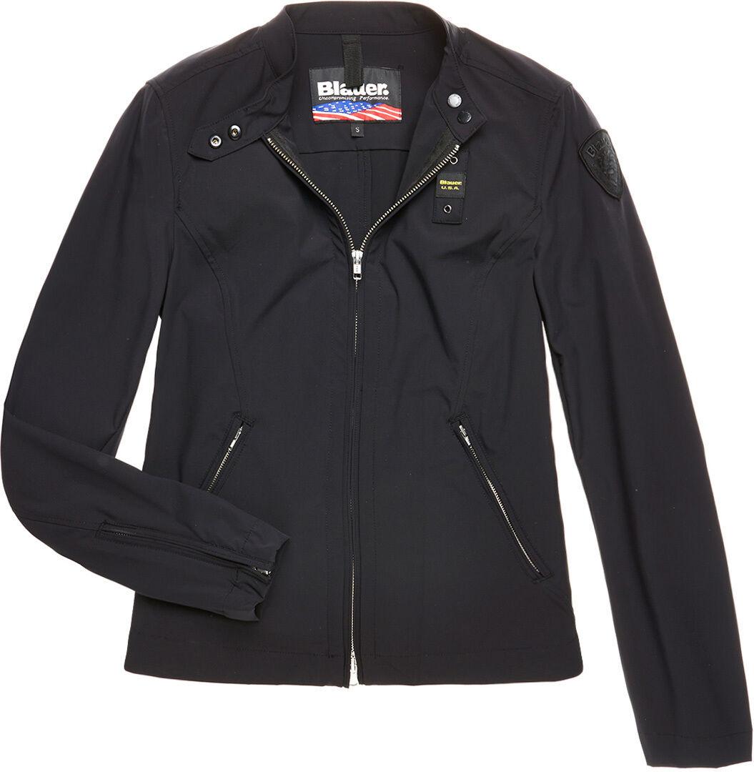 Blauer USA Biker Stretch Sport Veste de dames Noir taille : XL
