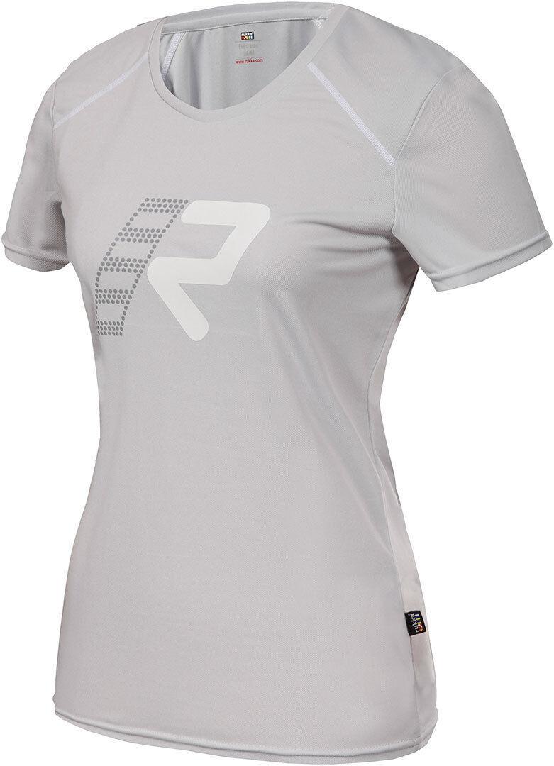 Rukka Alexa T-Shirt dames Gris taille : 34