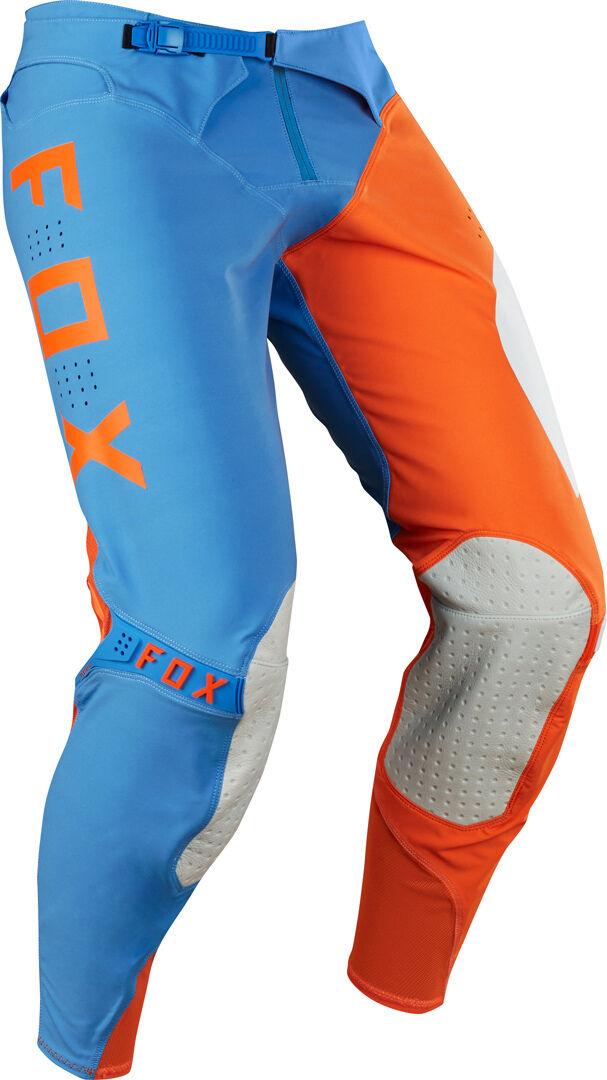 FOX Flexair Hifeye Jeans/Pantalons Bleu Orange taille : 28