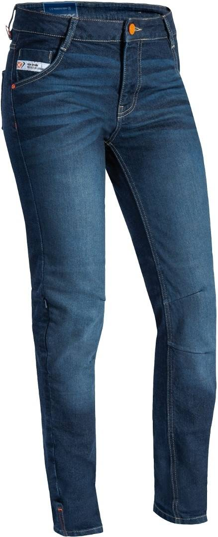 Ixon Mikki Jeans moto Ladies Bleu taille : 3XL