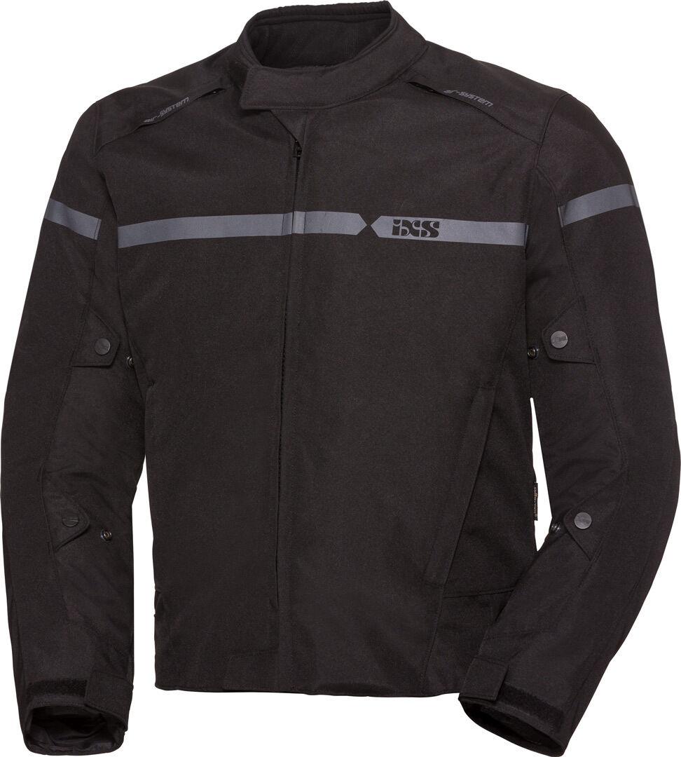 IXS Sport 200 RS-200-ST Veste Textile moto Noir taille : 3XL