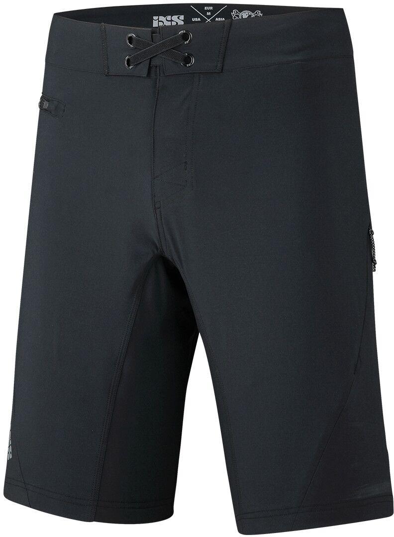 IXS Flow XTG Shorts de vélo Noir taille : S
