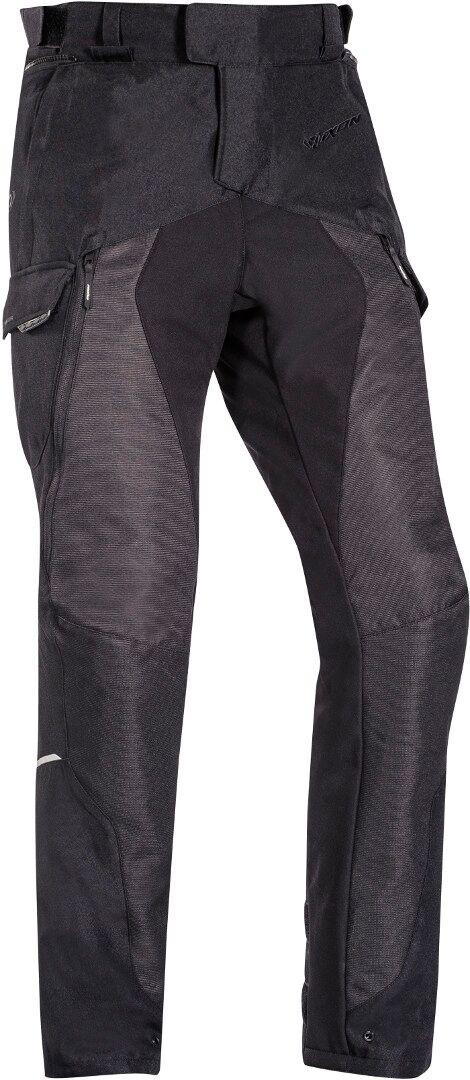 Ixon Balder Pantalon textile moto Noir taille : S