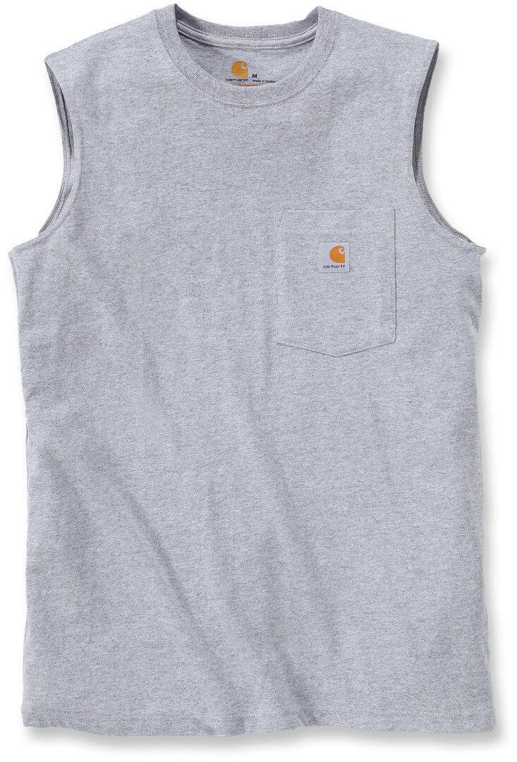 Carhartt Workwear Pocket Tank Top Gris taille : XS