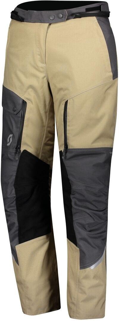 Scott Voyager Dryo Pantalon textile de moto Beige taille : L 52