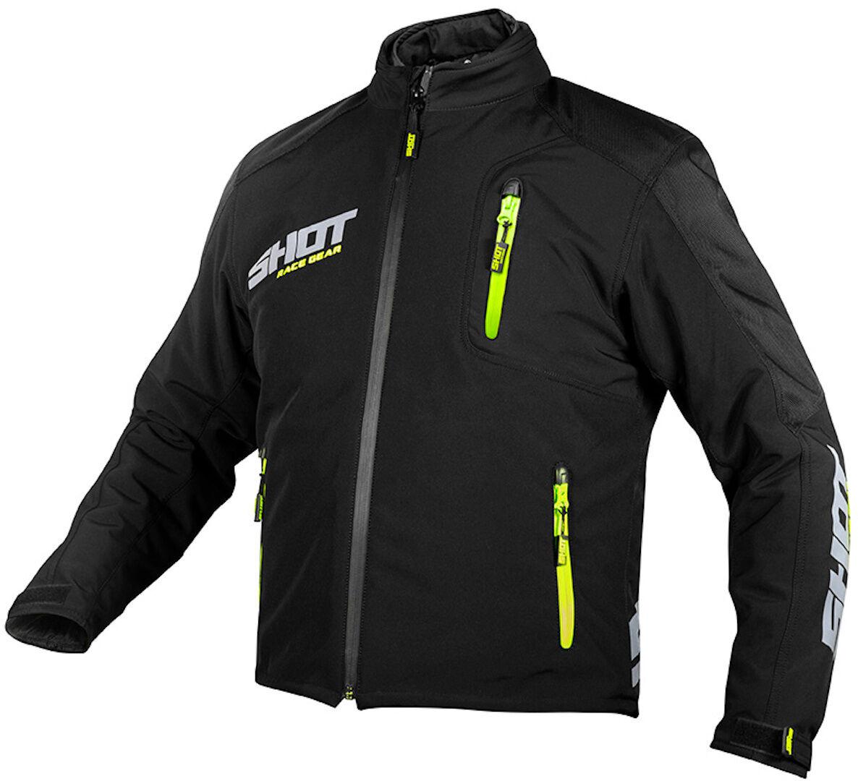 Shot Climatic Veste Motocross Noir Jaune taille : L