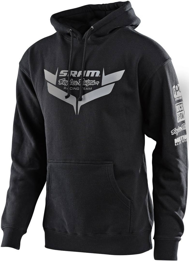 Troy Lee Designs Sram Racing Icon Capuche Noir taille : S