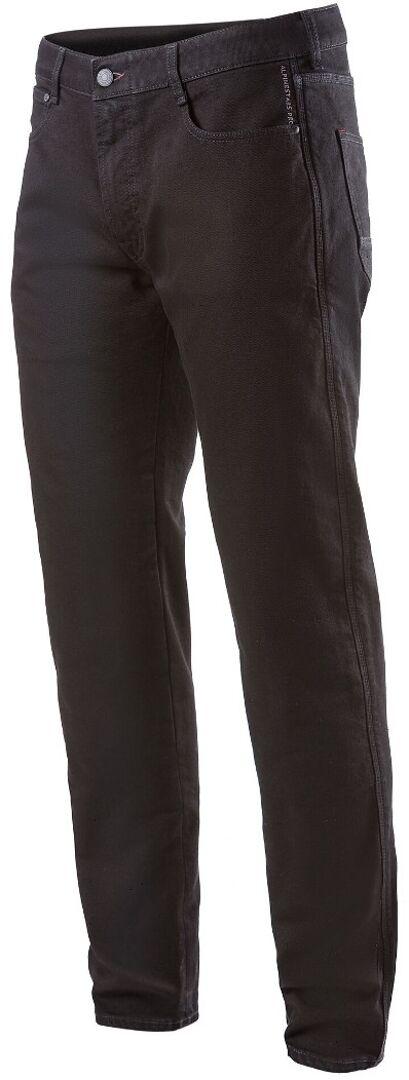 Alpinestars Copper 2 Jeans de moto Noir taille : 34