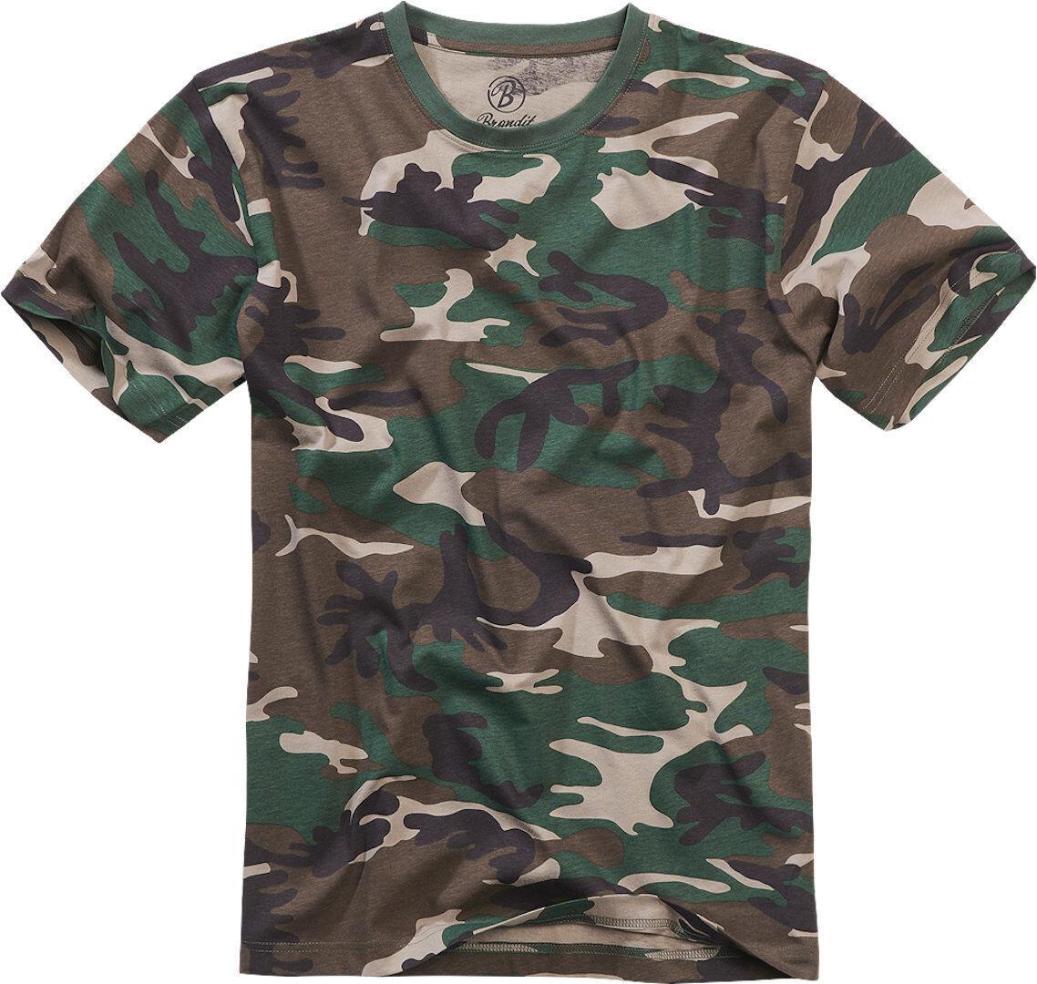 Brandit T-Shirt Vert taille : M