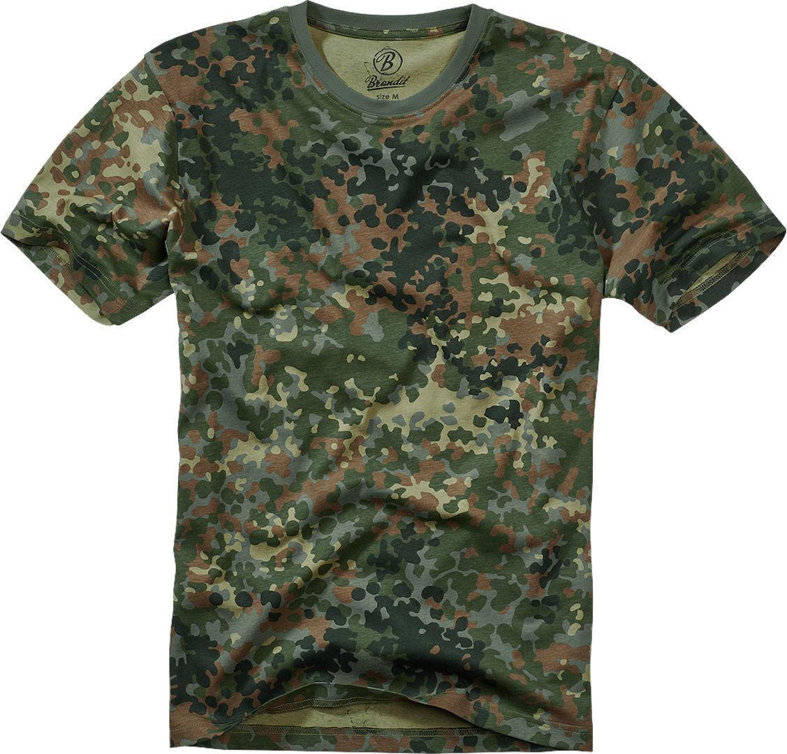 Brandit T-Shirt Vert taille : 3XL