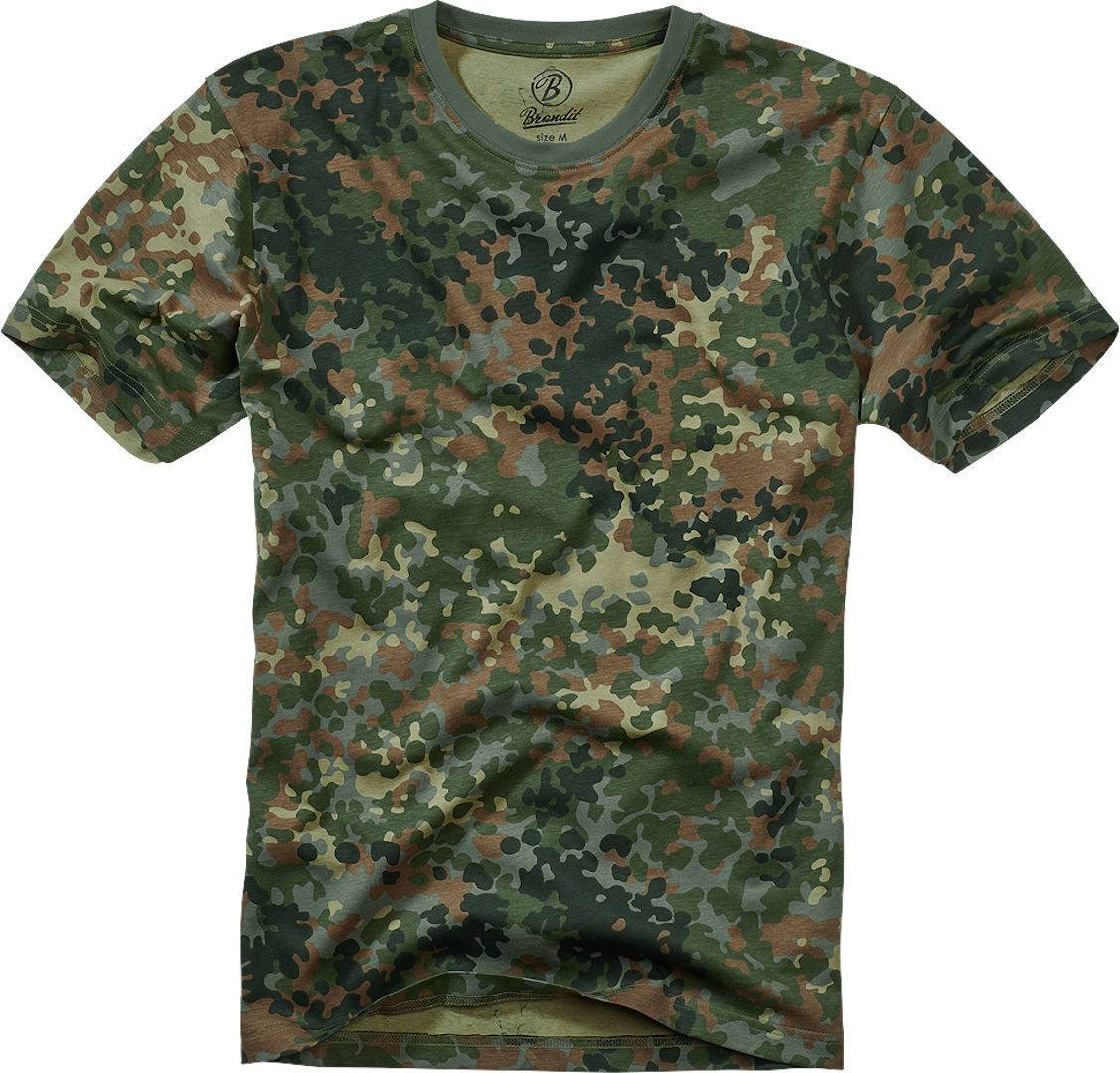 Brandit T-Shirt Vert taille : S