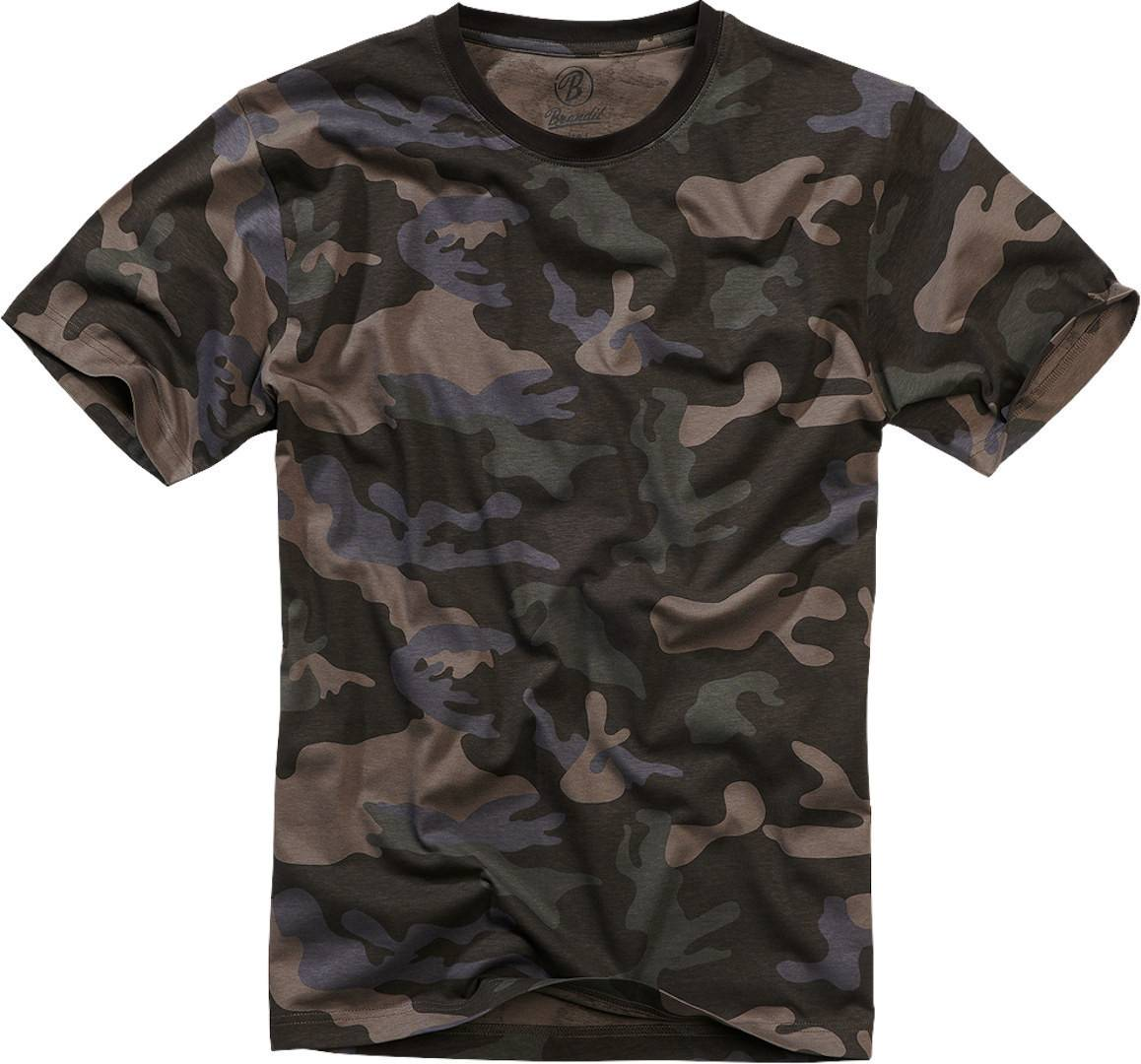 Brandit T-Shirt Multicolore taille : 2XL