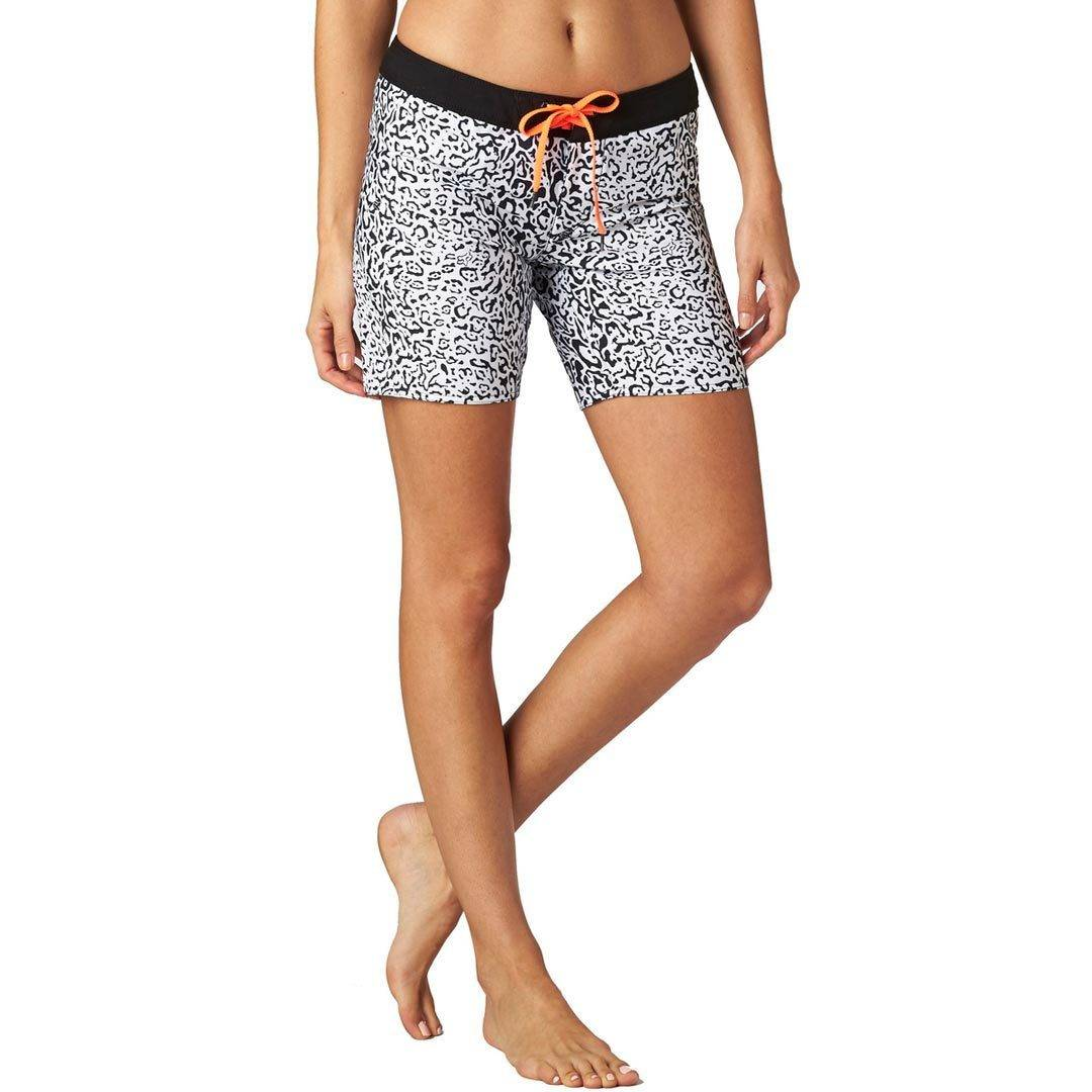 FOX Chargin Boardshort Lady Blanc taille : S 30