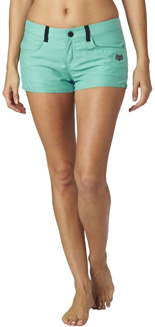 FOX Vault Tech Short Lady Turquoise taille : S 30