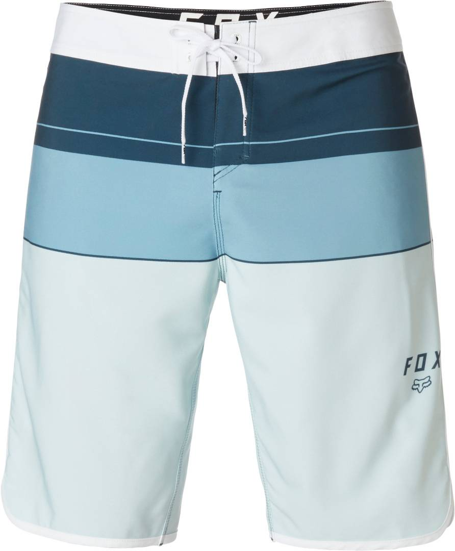 FOX Step Up Stretch Boardshort Shorts de bain Bleu taille : 28