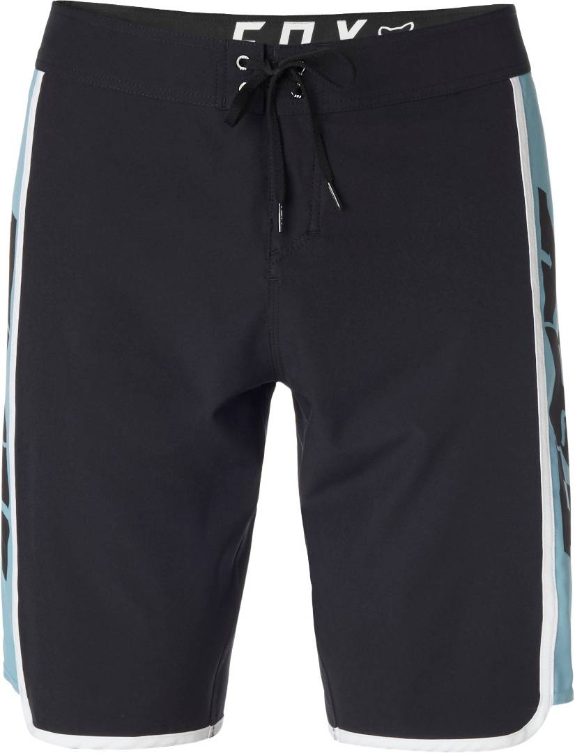 FOX Race Team Stretch Boardshorts Shorts de bain Noir taille : 38