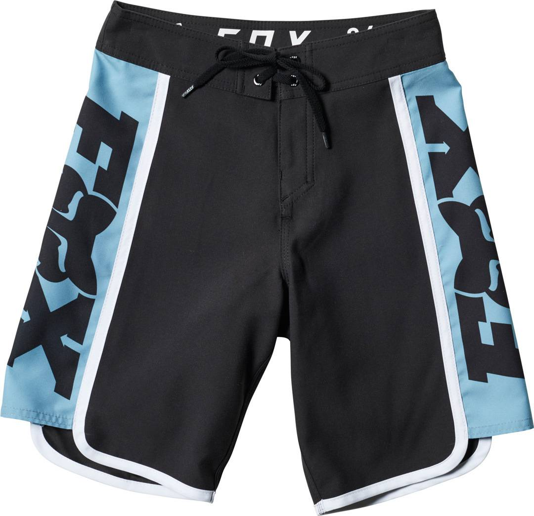 FOX Race Team Shorts de bain de jeunesse Noir taille : 28