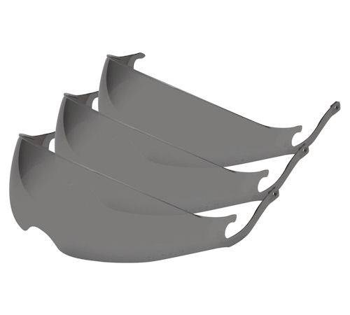 Caberg visière Caberg Justissimo/GT - Smoke taille :