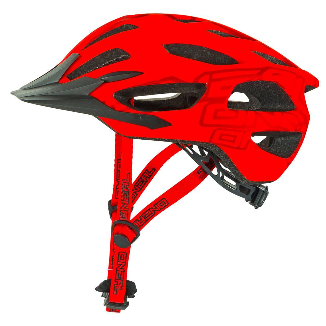 Oneal O´Neal Q RL Graphic Casque de vélo Rouge taille : L XL